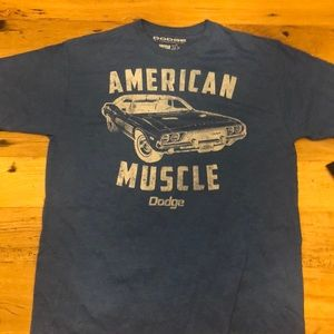Authentic Dodge American Muscle T, Vintage Look!